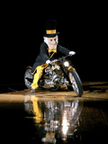 Wake Forest University - Demon Deacon Fotografisk tryk