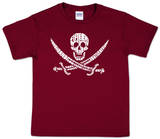 Youth: Pirate Word art Shirt