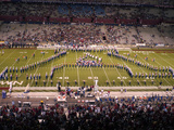 University of Arizona - Arizona Stadium, Wildcats Band Photographic Print