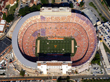 University of Tennessee - Neyland Stadium Aerial, 2008 Photographic Print