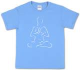 Youth: Yoga Poses Word art Koszulka