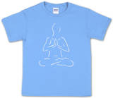 Youth: Yoga Poses Word art T-Shirt