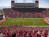 University of Utah - Rice-Eccles Stadium Photographic Print by Richard Greene
