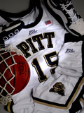 University of Pittsburgh - Basketball Jersey Montage II Photographic Print by Will Babin