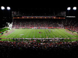 University of Louisville - Papa John's Cardinal Stadium Night Game Photographic Print