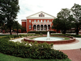 East Carolina University - Wright Auditorium Photographic Print