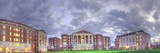 Vanderbilt University - Panorama of the Commons Photographic Print