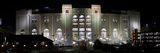 University of Nebraska - Memorial Stadium at Night Photo autor Justin Scott