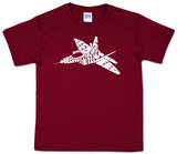 Youth: Fighter Jet T-Shirt