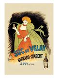 Suc Du Velay Prints by Leonetto Cappiello