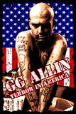 GG Allin - Terror In America Prints
