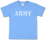 Youth: Army Word Art T-Shirt
