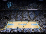 University of North Carolina - The Dean E. Smith Center Fotografisk tryk