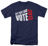 Get Out and Vote 2012 T-Shirt