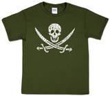 Youth: Pirate Word art T-Shirt