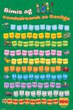 Learn To Count-Irish Print