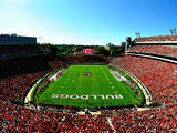 University of Georgia - Sanford Stadium Photographic Print