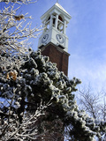 Purdue University - Bell Tower Photo