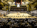 Vanderbilt University - Vandy vs UT '08: the Tip Photographic Print
