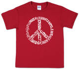 Youth: Peace T-Shirt Shirts