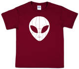 Youth: Alien &#39;I Come In Peace&#39; T-Shirt