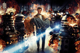 Doctor Who-Doctor & Amy Poster