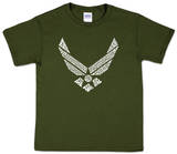 Youth: Air Force T-shirts