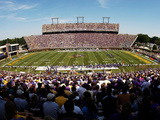 East Carolina University - Dowdy-Ficklen Stadium Photographic Print