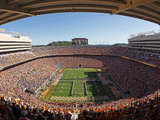 University of Tennessee - Pride of the Southland Performs at Neyland Stadium Posters
