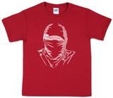 Youth: Ninja Word art Shirt