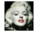 Marilyn Premium Giclee Print by Rubino Fine Art