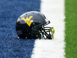 West Virginia University - West Virginia Helmet Fotografisk tryk