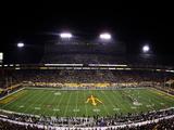 Arizona State University - Sun Devil Stadium Fotografisk trykk