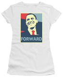 Juniors: Barack Obama - Forward 2012 Shirts