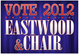 Eastwood and Chair 2012 Prints