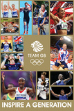 Team GB - GB Gold Print
