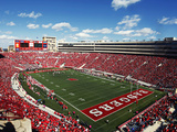 University of Wisconsin - Camp Randall Stadium Fotografisk tryk
