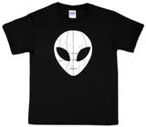 Youth: Alien &#39;I Come In Peace&#39; Tshirt