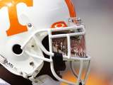 University of Tennessee - Helmet Photographic Print