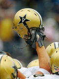 Vanderbilt University - Commodore Helmet Photo