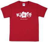 Youth: Aloha Word Art - T shirt