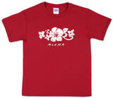 Youth: Aloha Word Art Shirt