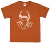 Youth: Ninja Word art Shirts