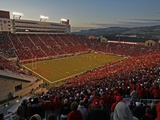 University of Utah - Rice-Eccles Stadium Photographic Print by Tom Smart