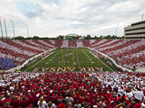 University of Arkansas - New Mexico vs Arkansas 2011 Photographic Print