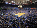 University of Kentucky - Kentucky Wildcats Rupp Arena Wall Mural Photographie
