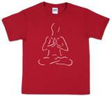 Youth: Yoga Poses T-Shirt