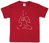 Youth: Yoga Poses T-Shirt