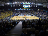 Wake Forest University - Lawrence Joel Coliseum Photographic Print