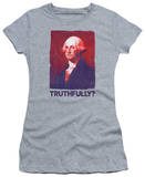 Juniors: Truthfully George T-shirts